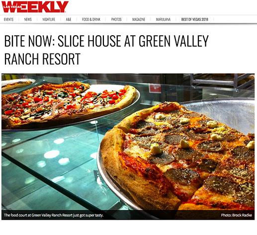 Slice House at Green Valley Ranch Resort