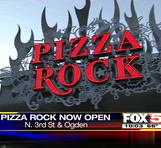 Grand Opening of Pizza Rock