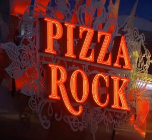 Pizza Rock on Food Paradise