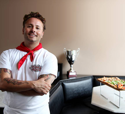 The Weekly Interview: Pizza Rock's Tony Gemignani