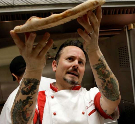 Tony Gemignani's performance spun off a dining empire