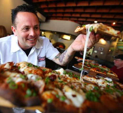 Tony Gemignani: Pizza's renaissance man