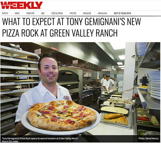 What to expect at Tony Gemignani's new Pizza Rock