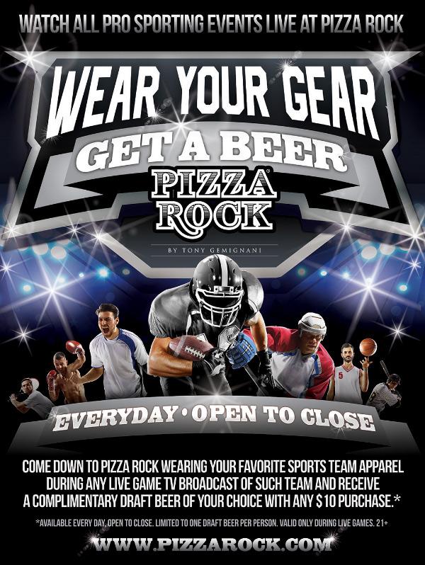 Wear Your Gear Promo