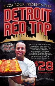Detroit Red Top